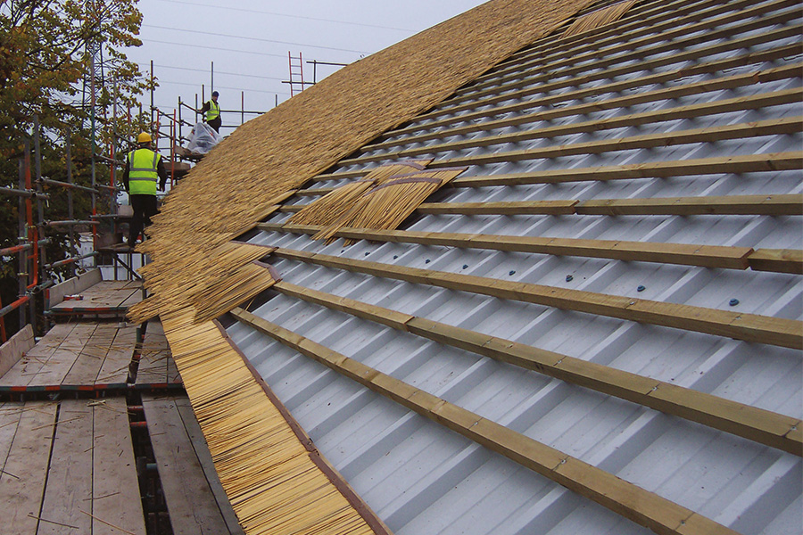africa roofing design services