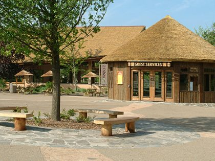 Tsavo Cafe – Chester Zoo