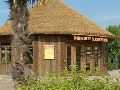 Guest Services – Chester Zoo