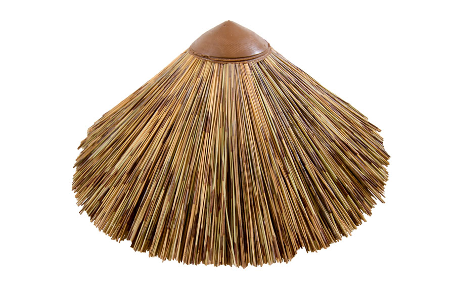 Fibre Thatch Cape Reed Combination Thatch Cone Top