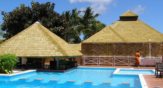 africa roofing thatch resorts