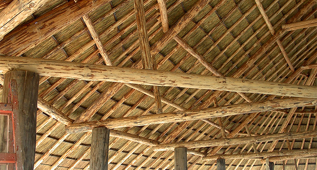 africa roofing timber