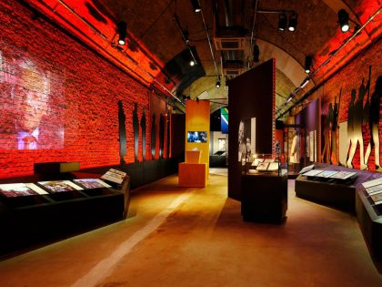 Mandela Exhibition – Thatched Rondavel Case Study