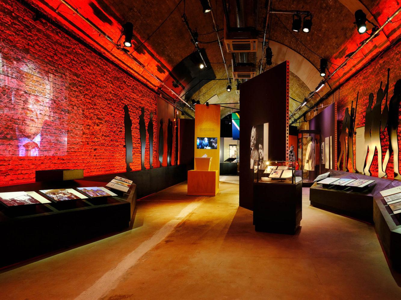 Mandela Exhibition, London