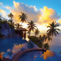 Fregate Island, Seychelles accommodation residences 17
